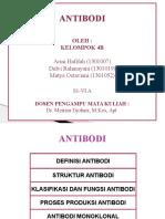 Ppt Imunologi Kel 4 s1 Vi A
