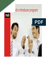 NAB Introducer Program