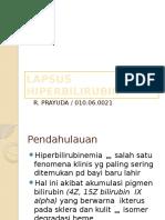 PPT hiperbilirubin