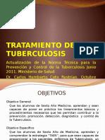 TX de Tuberculosis 2012