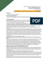 Solar News, November 2007 ~ Australian And New Zealand Solar Energy Society - South Australian Branch