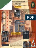 análisis de una parte de la zona monumental huancayo
