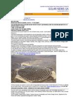 SA Nov 08Solar News, November 2008 ~ Australian And New Zealand Solar Energy Society - South Australian Branch