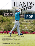 Highlands View Magazine Vol.21 No.2-2016