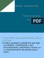 Sub Psico Activas a.p
