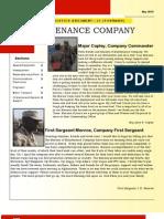 CLR15 Maintenance Company May