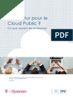 Quel futur pour le Cloud public ?