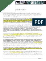 Contra García Calvo