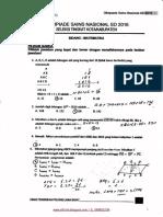 Solusi-osn Matematika Sd 2016