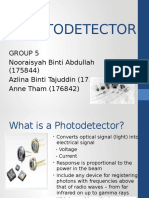 Photodetector (Finalized)