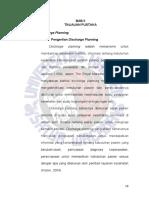 Panduan Rencana Pulang (Discharge Planning)