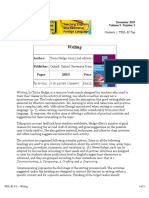 Review of Academic Writing