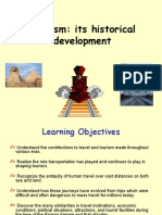 2 Tourism - Its Historical Development