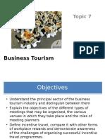 7 Business Tourism