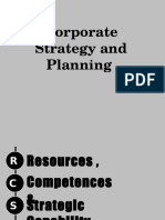 Corporate Strategy and Planning_Week3