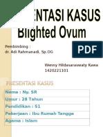 Blighted Ovum
