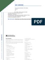 Informática - Open Office 2007- Writer