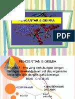PENGANTAR-BIOKIMIA