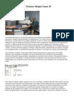 Societat Refrectiva Tirotear Miopia Laser Sl