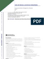 Management Y EMPRESAS - Estrategia de Venta de Bienes y Servicios ales