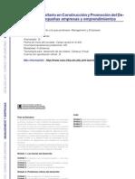 MANAGEMENT Y EMPRESAS - Experto Universitario en Construcción y Promoción del Desarrollo para pequeñas empresas y emprendimientos