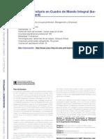 Management Y EMPRESAS - Experto Universitario en Cuadro de Mando Integral (Balanced Scorecard)