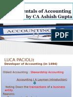 Accounting Summary