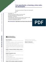 MEJORA DEL DESEMPEÑO - Midiendo el ROI de capacitación, e-learning y otros métodos de mejora del desempeño