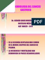 2. Epidemiologia CA Gastrico