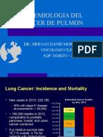 2. Epidemiologia CA Pulmonar