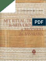 Mit, Ritual, Traditie in Arta Crosetarii Si Broderiei Din Basarabia 2009