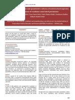 2-Austra J-Role of Quantitative Sputum Culture
