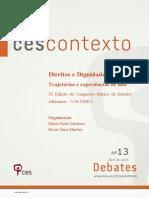 """Peixoto, Carolina; Vasile, Iolanda (2016), """"Dos traumas da (des)colonização ao mal-estar nas relações político-económicas atuais"""