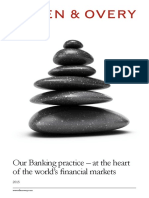 Our Banking Practice Brochure