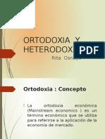 Videoconferencia Macroeconomía 3.4 Ortodoxia y Heterodoxia