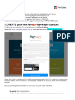 Payeezy Java Guide