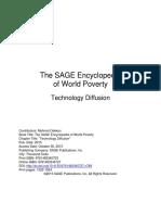 Technology Diffusion