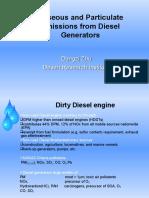 engine diesel perfomance