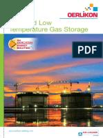 Zbiorniki Kriogeniczne (Lng and Low Temperature Gas Storage)
