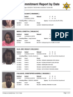 Peoria County Jail booking sheet 5/24/2016