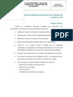 Prevención de Riesgos Asociados a Las Fuenteshidraulicas
