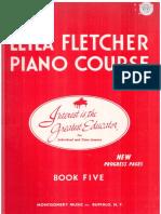 leila fletcher - piano course - book 5.pdf