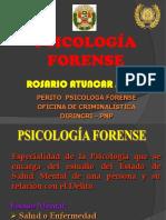 Psicologa forense