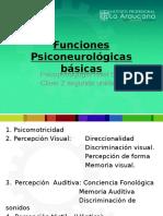 Funciones Psiconeurológicas