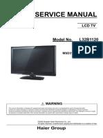 Service Manual L32B1120