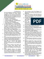 Feb Hindu Review 1