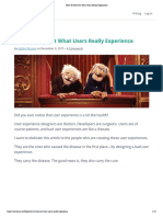 How To Find Out What Users Really Experience.pdf