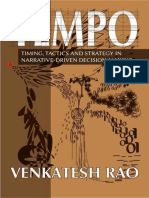 Venkatesh Guru Rao-Tempo_ Timing, Tactics and Strategy in Narrative-driven Decision-making-Ribbonfarm Inc (2011)