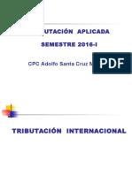 Tributacion Internacional UNMSM