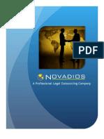Novadios Sales Book